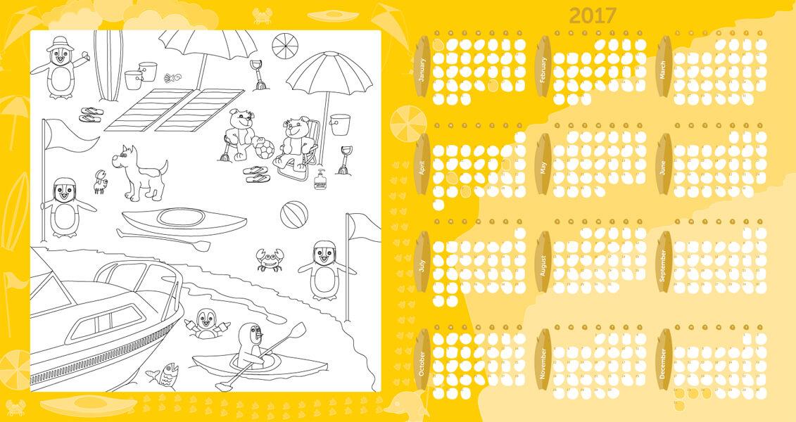 Yellow-Beach