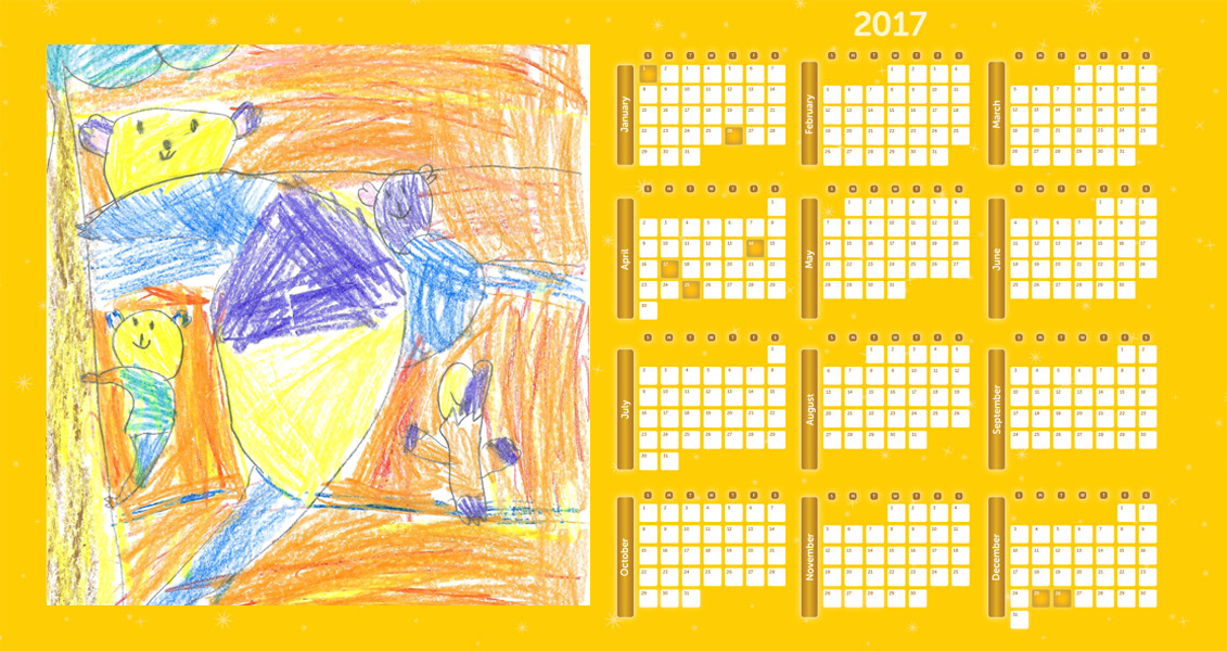 Yellow-Space-DRAWING